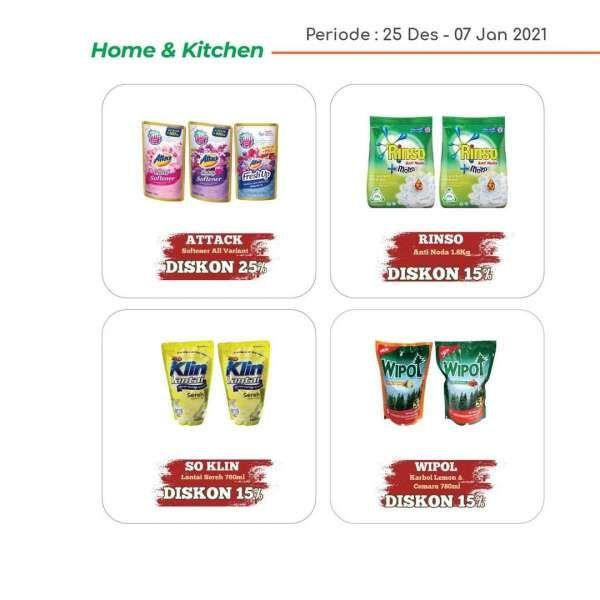 Promo Yogya Supermarket hari ini 6 Januari 2021, masih ada diskonan!