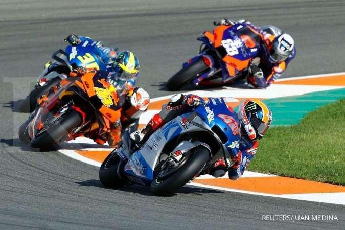 Balapan motor MotoGP 2021 segera dimulai, ini jadwal lengkapnya