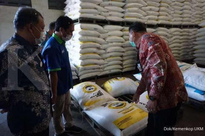 Koperasi asal Jatim ekspor produk pakan ternak 52.500 kg ke Brunei Darussalam