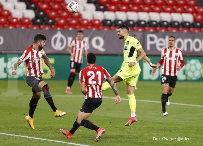 Jelang laga Sevilla vs Athletic Bilbao di Liga Spanyol