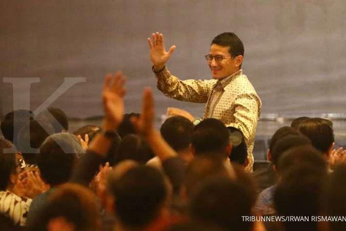 Sandiaga: Indonesia masih negara berkembang, belum berpenghasilan tinggi