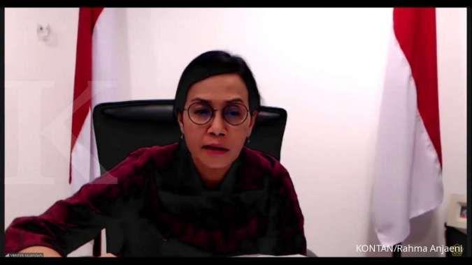 Sri Mulyani ngobrol via telepon dengan Menkeu AS, ini yang dibicarakan