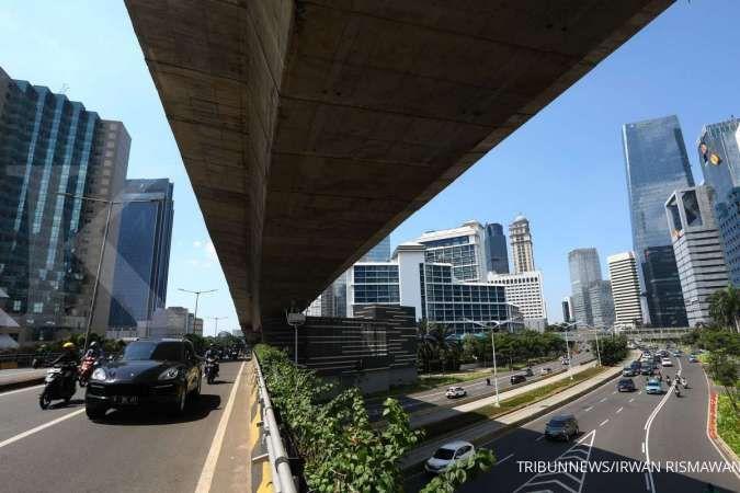 DKI Jakarta keluar dari 10 kota termacet di dunia
