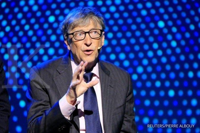 Bill Gates mengungkapkan kesalahan terbesar yang pernah dia buat
