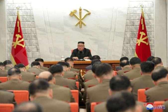 Ekonomi luluh lantak, Korea Utara hadapi situasi terburuk