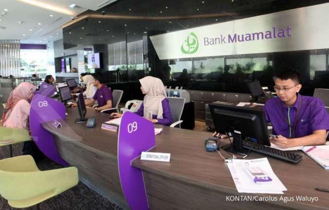 Dari NPF naik hingga laba turun, begini kinerja Bank Muamalat di kuartal III 2019