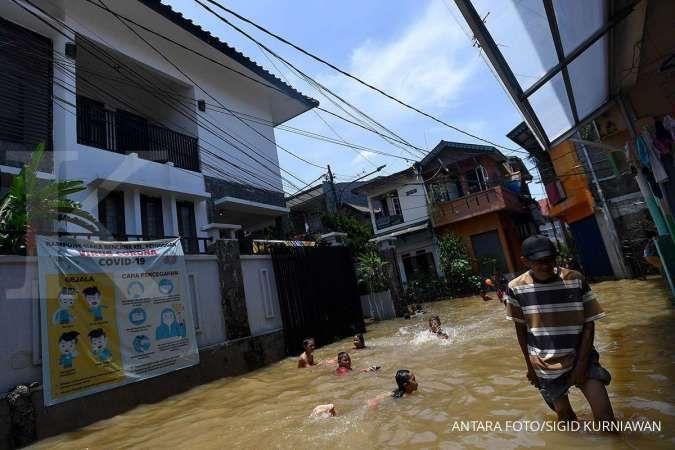 Ini 5 saran Risma untuk penanganan banjir DKI Jakarta