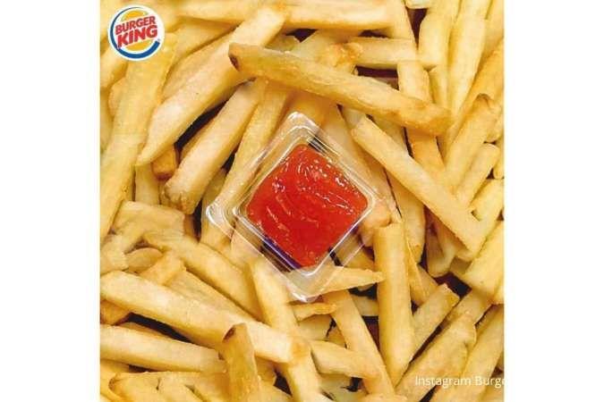 Promo Burger King hari ini 22 Juni 2021, ada paket AY-am Heppi mulai Rp 28.182