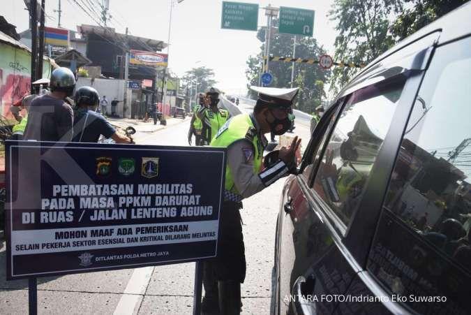 Ini aturan terbaru keluar masuk Jakarta saat PPKM level 4