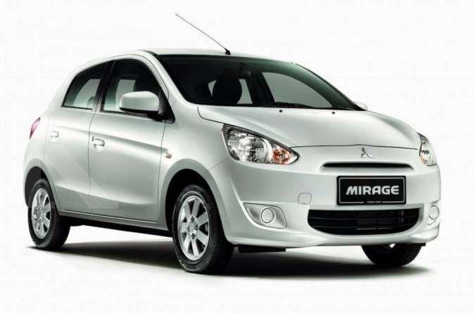 Harga mobil bekas Mitsubishi Mirage