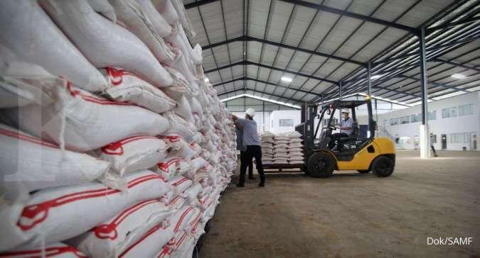 Harga CPO menggeliat, Saraswanti (SAMF) targetkan pendapatan Rp 1,85 triliun