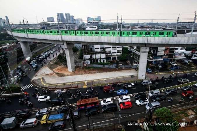 MRT Jakarta targetkan pendapatan tiket Rp 400 miliar tahun 2020