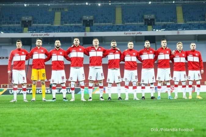 Jadwal Euro 2020 Spanyol vs Polandia di Grup E