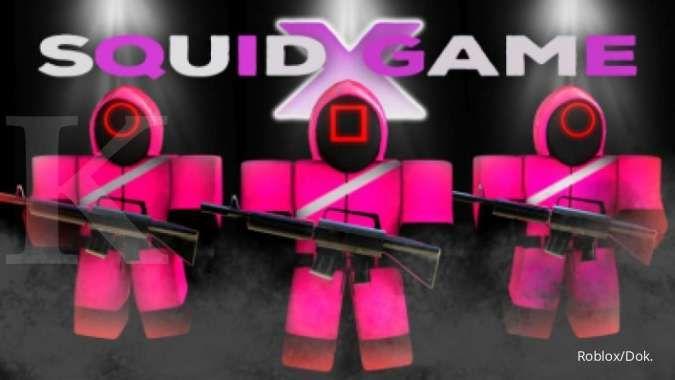 Kode redeem Roblox Squid Game X Oktober 2021, dapatkan koin gratis untuk belanja