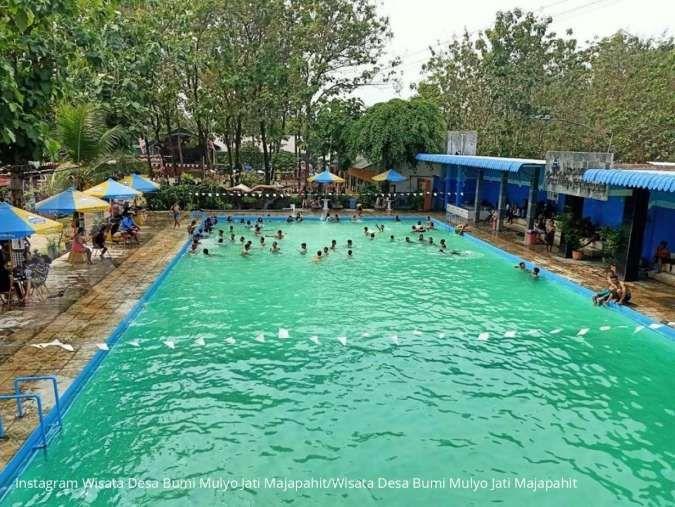 Wisata Desa Bumi Mulyo Jati Majapahit
