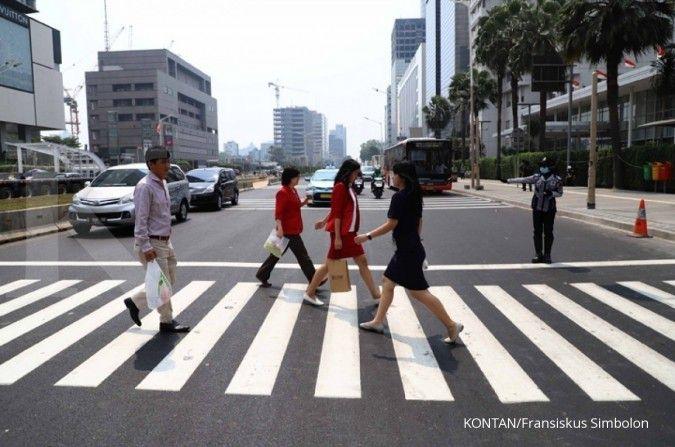 Jalan kaki bisa menghindarkan Anda dari penyakit kanker yang mematikan
