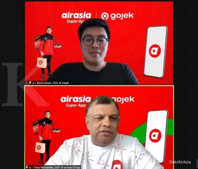 Lepas unit bisnis di Thailand kepada AirAsia, Gojek fokus garap Vietnam dan Singapura
