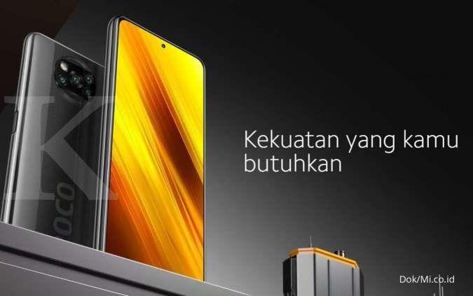 Mendapat julukan Mid-Range Killer, harga HP POCO X3 NFC hanya Rp 3 jutaan