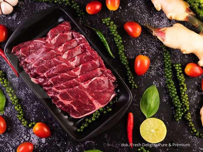 Cara mengobati anemia bisa dengan rutin mengonsumsi daging.