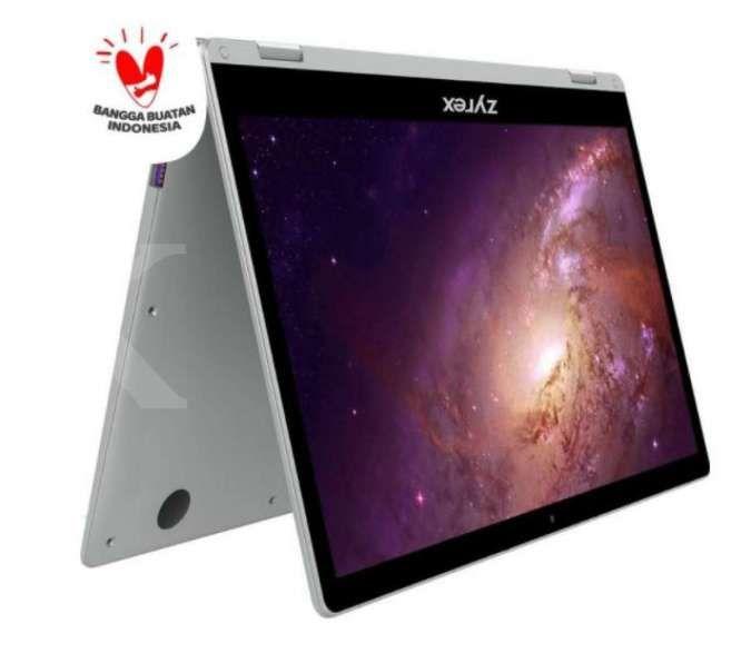 Zyrex memacu penjualan laptop pada tahun 2021