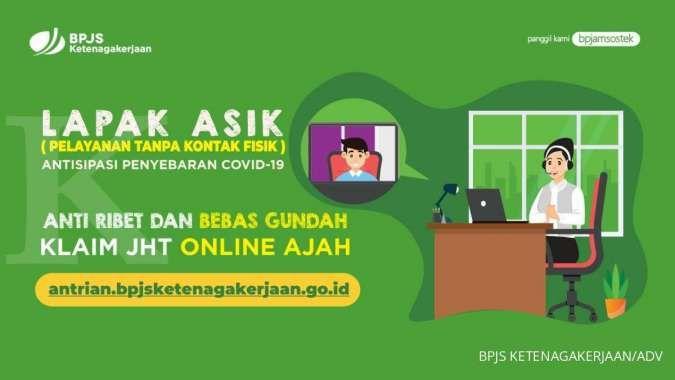 Bebas Pilih Lokasi Kantor Cabang Klaim Jht Lapak Asik Online Menjadi Lebih Mudah