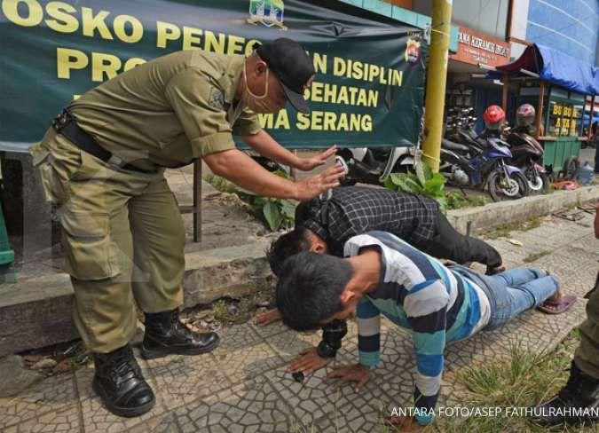 Ini 8 titik yang diawasi 24 jam saat penerapan PSBB Jakarta