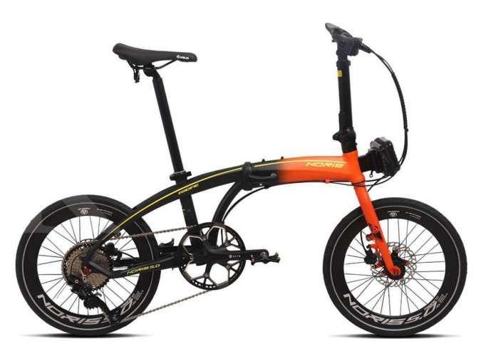 Hemat di kantong, ini daftar lengkap harga sepeda lipat Pacific Noris terbaru