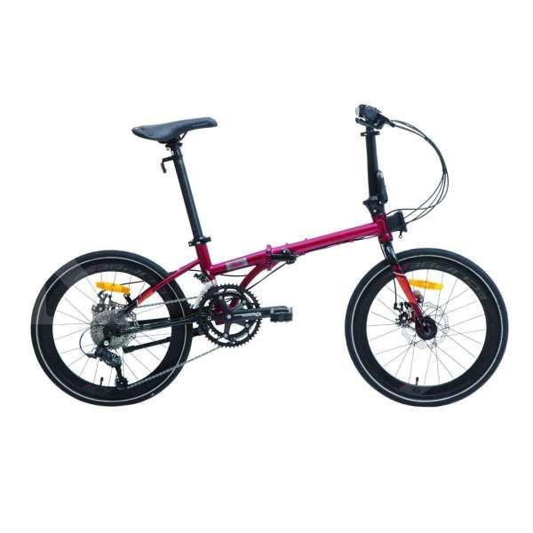 Tahan lama dan tangguh, harga sepeda lipat Element Nicks 451 super terjangkau