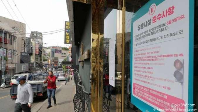 Gawat! infeksi virus corona gelombang kedua mulai terjadi di Korea Selatan