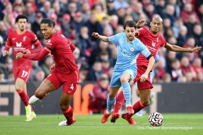 Klasemen Liga Inggris pekan ke-7: Ada Chelsea geser Liverpool, Tottenham bangkit