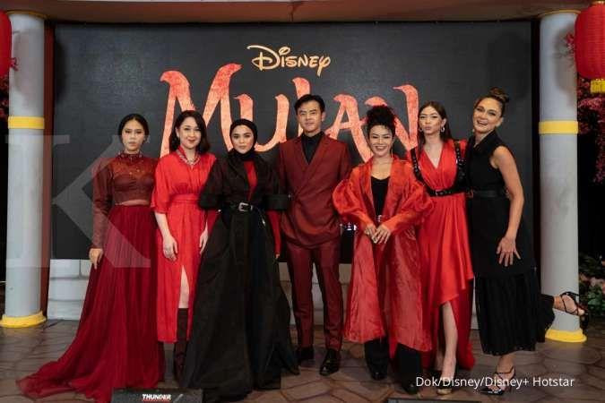 Film Mulan tayang ekslusif di Disney+ Hotstar dengan sentuhan artis populer Indonesia
