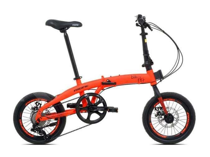 Tidak sampai Rp 2,5 juta, intip harga sepeda lipat Pacific 2980 RX 6.8 16