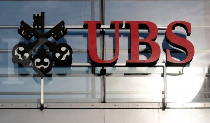 Bisnis wealth management moncer, UBS kantongi laba US$ 2,01 miliar di kuartal II-2021