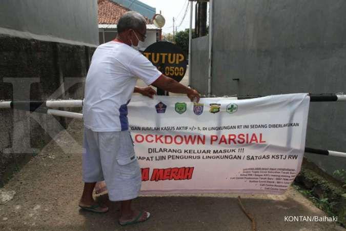 Inilah daftar lengkap daerah kelompok PPKM level 3 dan 4 di Jawa Bali
