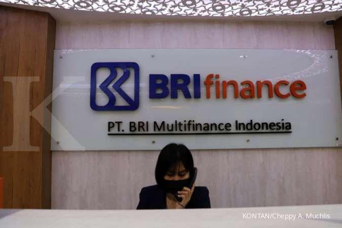 Terbitkan MTN Rp 500 miliar, BRI Finance kebanjiran peminat