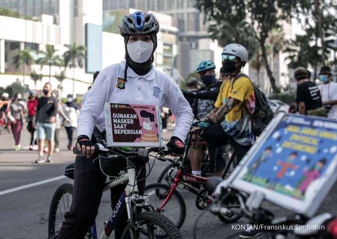 Hore! Ada 32 tempat baru car free day di Jakarta yang asyik buat berolahraga