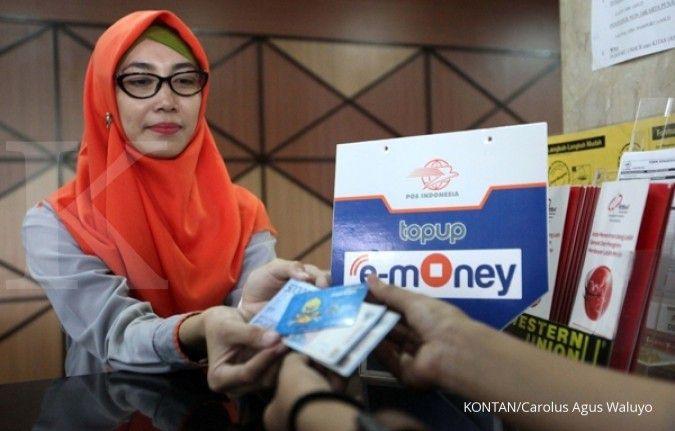 Bangun ekosistem pembayaran, naik MRT bisa pakai uang elektronik