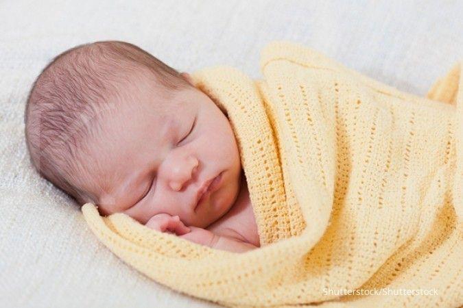 Cegukan pada bayi tidaklah berbahaya, bahkan baik untuk perkembangan otak