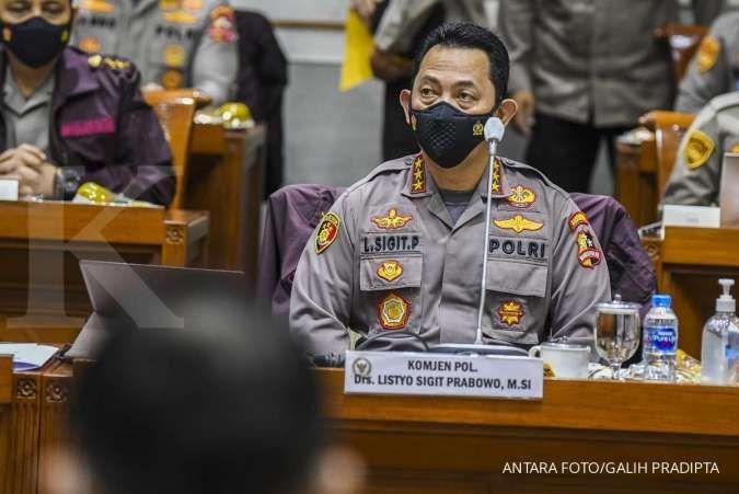 Ini alasan Jokowi memilih Listyo Sigit jadi Kapolri