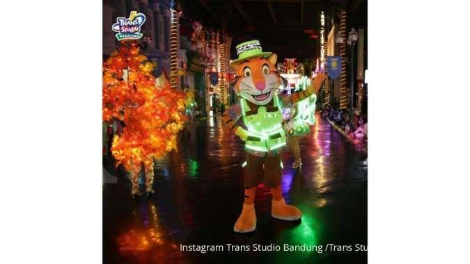 Ada promo Trans Studio Bandung beli 1 gratis 1, berlaku selama Juni 2021
