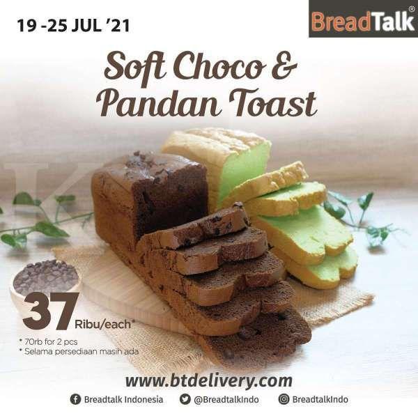 Promo BreadTalk 19-25 Juli 2021