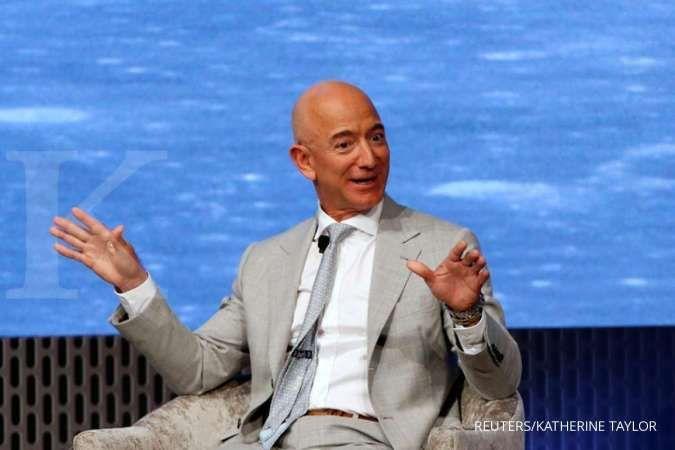 Muncul petisi melarang Jeff Bezos kembali ke Bumi setelah perjalanan luar angkasa