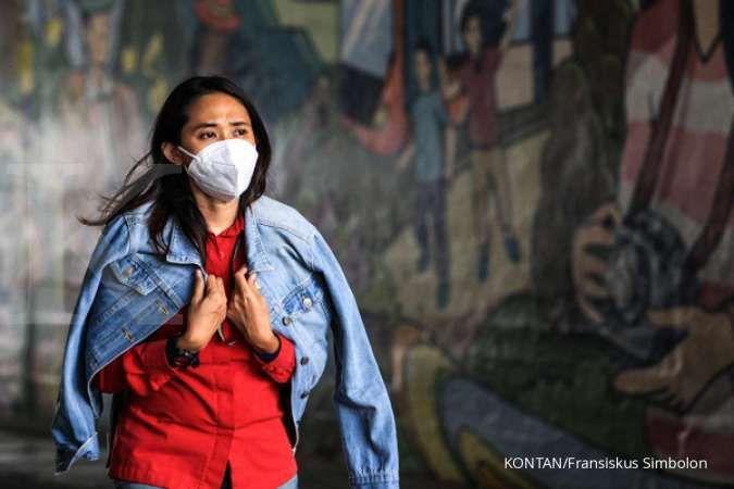 Per Minggu (14/3): Kasus Corona RI tembus 1.419.455, tetap pakai masker