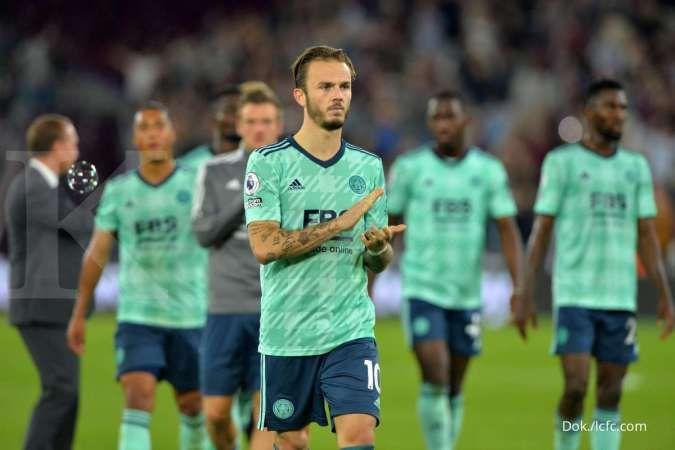 Prediksi Leicester vs Man City di Liga Inggris