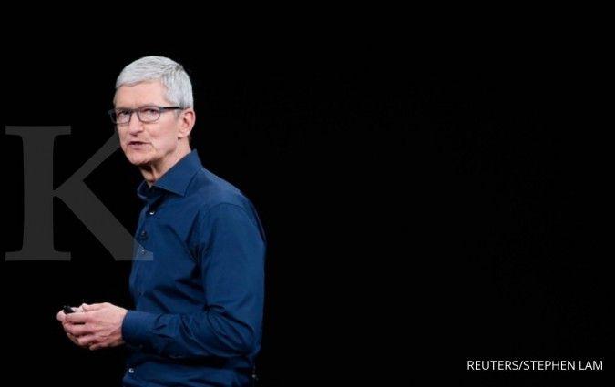 Donald Trump akan melakukan tur pabrik Apple di Texas
