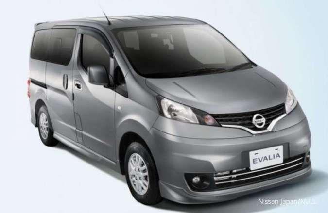 Harga mobil bekas Nissan Evalia