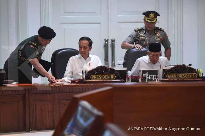 100 hari Jokowi-Ma'ruf Amin dinilai minim gebrakan untuk pertumbuhan ekonomi