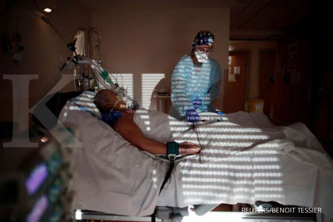 Pasien terinfeksi Virus Corona banyak mengalami kelelahan panjang