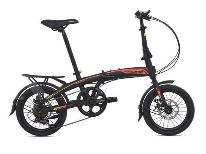Jadi idaman, ini tipe dan harga sepeda liat Pacific 2980 RX paling murah saat ini