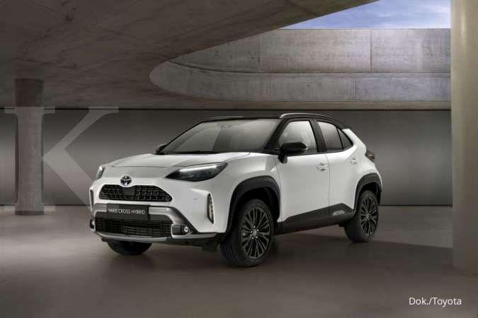 Varian terbaru mobil Toyota Yaris Cross meluncur, punya fitur yang lebih garang